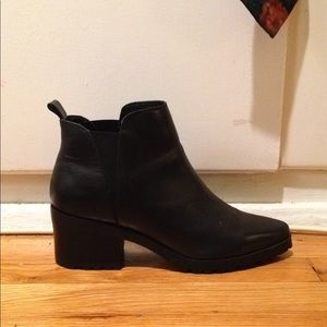 Aldo Heeled Ankle Boots